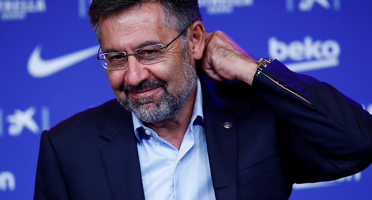 Plusieurs « arrestations » après les perquisitions au FC Barcelone