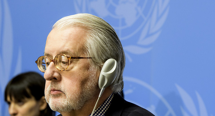 Les enquêteurs onusiens sur la Syrie demandent des sanctions