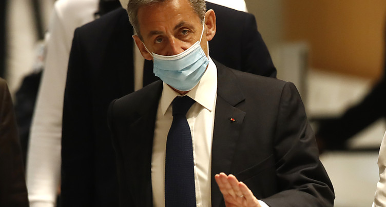Nicolas Sarkozy déclaré coupable de corruption et trafic d'influence