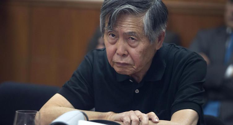 Procès de l'ex-président Fujimori pour des « stérilisations forcées »