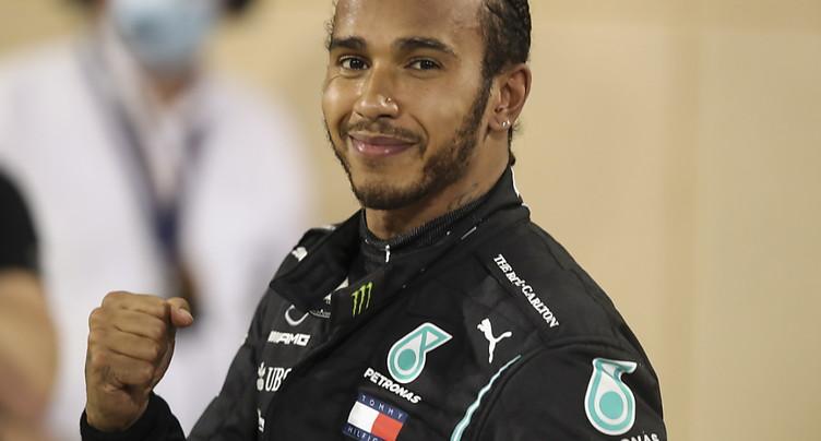Formule 1: Mercedes a dévoilé sa nouvelle voiture