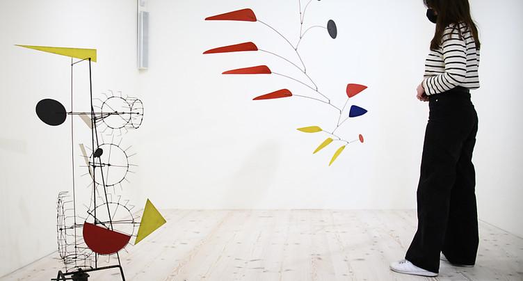 Musée de Pully: Calder, Soulages, Vasarely et les autres