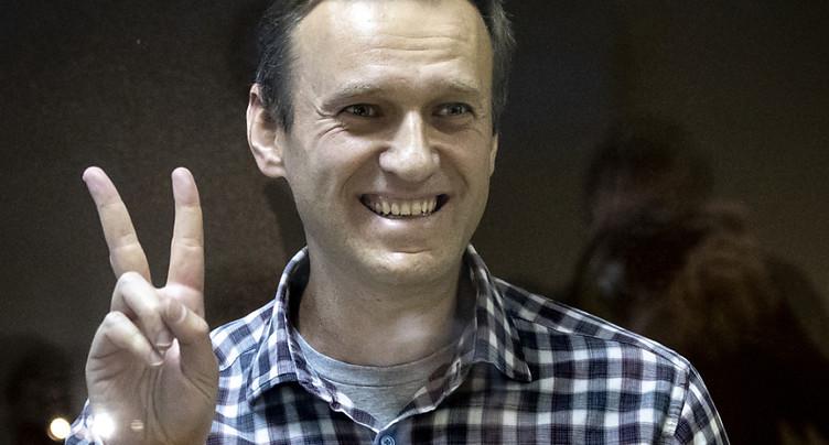 Navalny: sanctions américaines contre des responsables russes