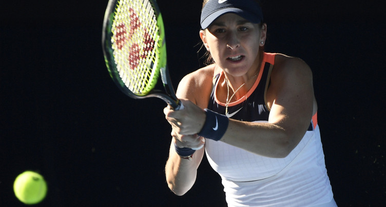 Belinda Bencic s'incline logiquement à Doha