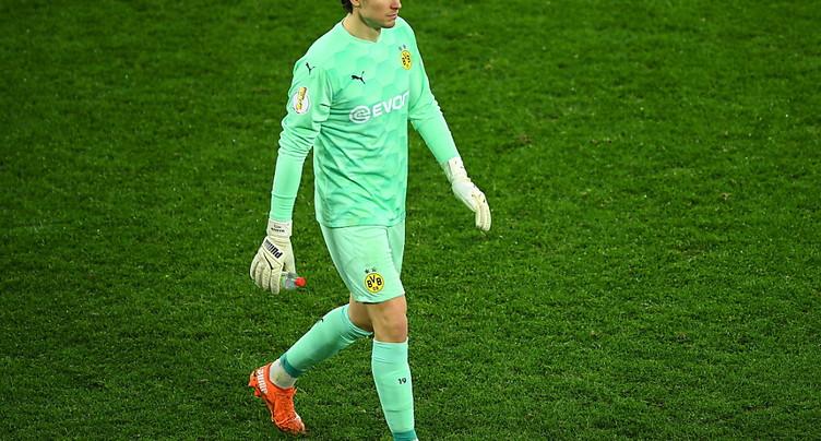Gladbach éliminé par Dortmund