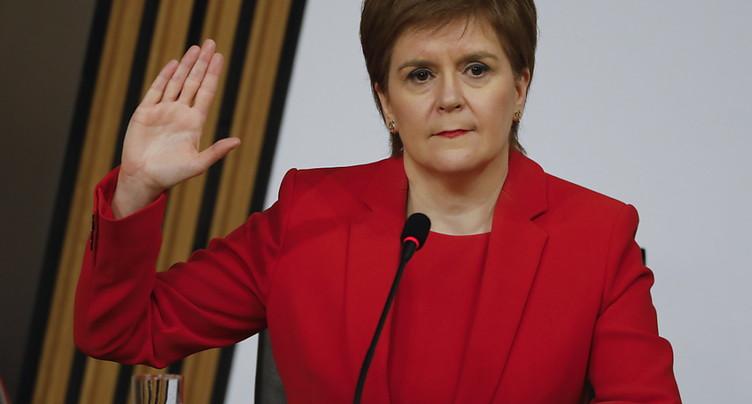 Accusée d'avoir menti, la Première ministre écossaise se défend