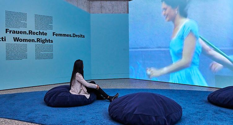 Plus de 200 ans de lutte des femmes présentés au Musée national