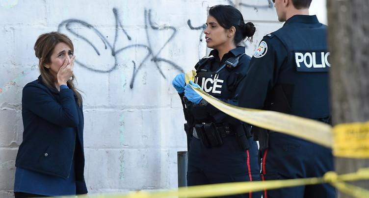 L'auteur d'une attaque au camion-bélier à Toronto déclaré coupable