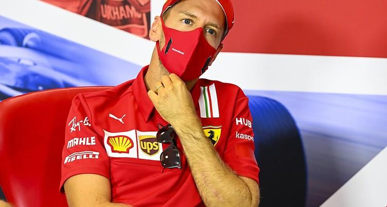 Aston Martin veut « tirer le meilleur » de Vettel