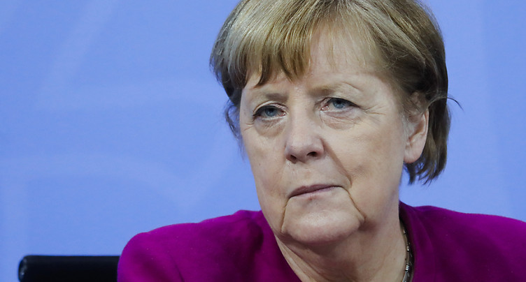 Face au mécontentement, Merkel concède un déconfinement progressif
