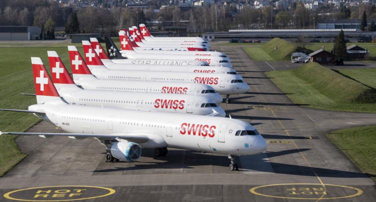 Swiss plonge dans les chiffres rouges en 2020