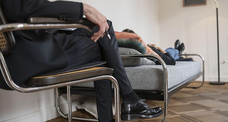 Deux tiers des psychothérapeutes doivent refuser des patients