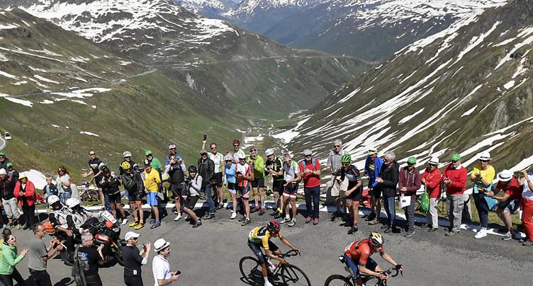 Un final bien montagneux au Tour de Suisse