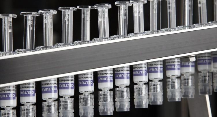 Novartis s'implique dans la production du vaccin Covid de Curevac