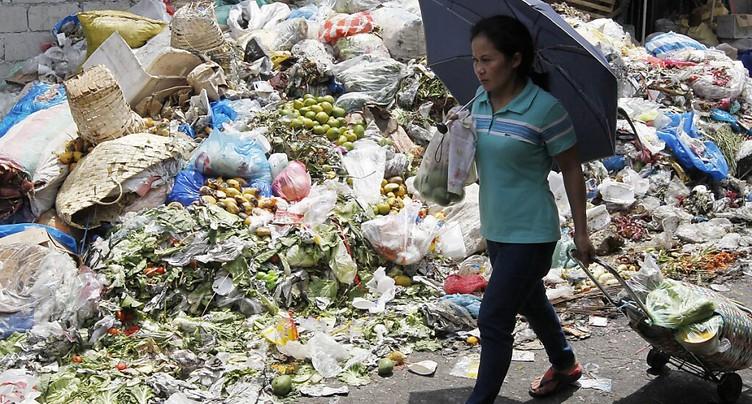 Près de 20% de la nourriture gaspillée dans le monde (ONU)