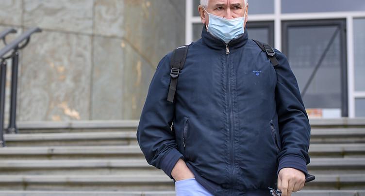 Début du procès en appel de Philippe Guignard