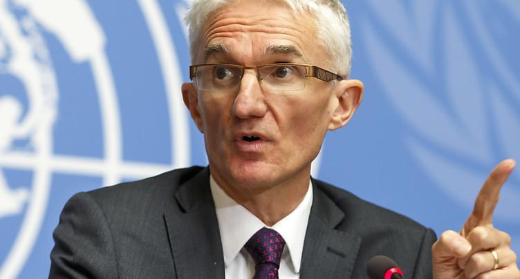 L'Erythrée doit retirer ses troupes du Tigré (responsable ONU)