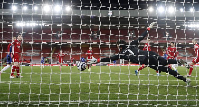 Premier League: Liverpool s'enfonce toujours plus