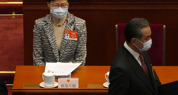 Elections: Pékin va imposer un contrôle renforcé des candidats