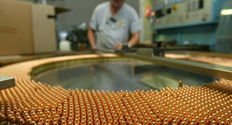 Le Conseil fédéral veut durcir les règles pour les exportations d'armes