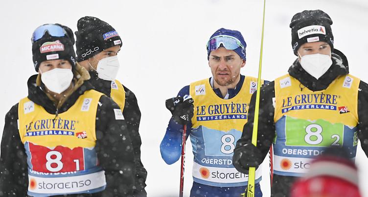Cologna et Cie brillent au relais avec une cinquième place