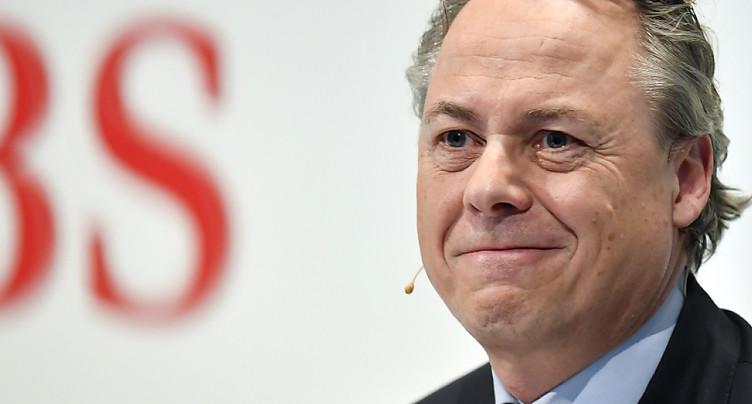 Le nouveau patron d'UBS a touché 4,2 millions de francs en 2020