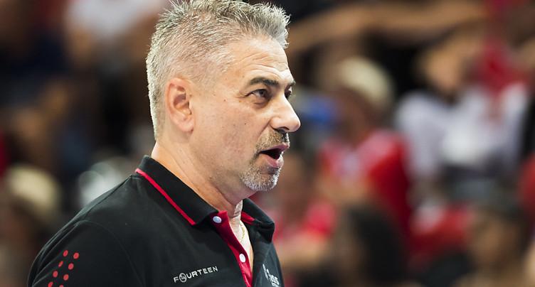 Barilari n'entraîne plus l'équipe nationale