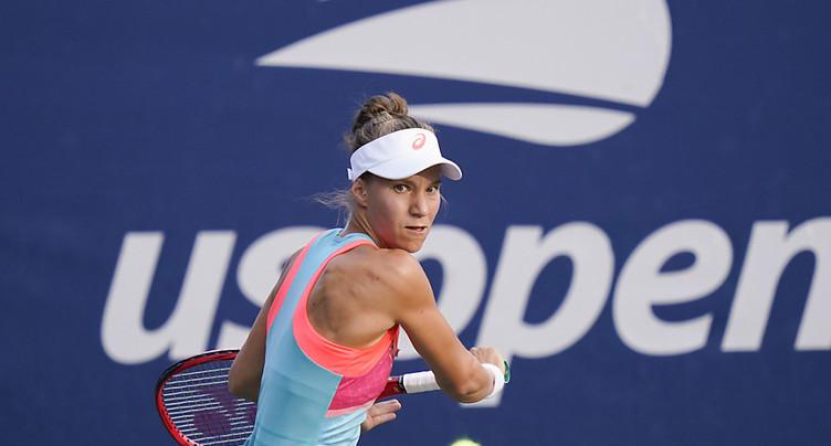 L'aventure continue pour Viktorija Golubic