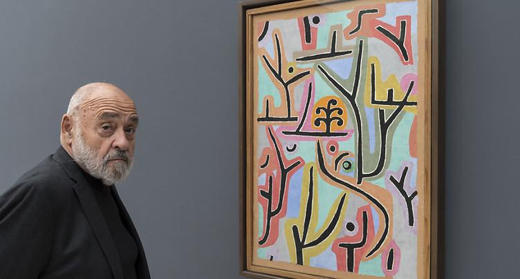 Le peintre et graphiste Alexander Klee est décédé à 80 ans