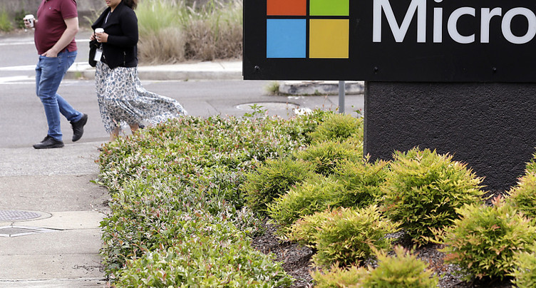 Faille chez Microsoft: 30'000 organisations touchées