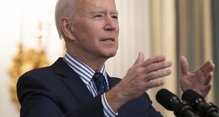 Le plan de relance de Biden franchit l'étape décisive du Sénat