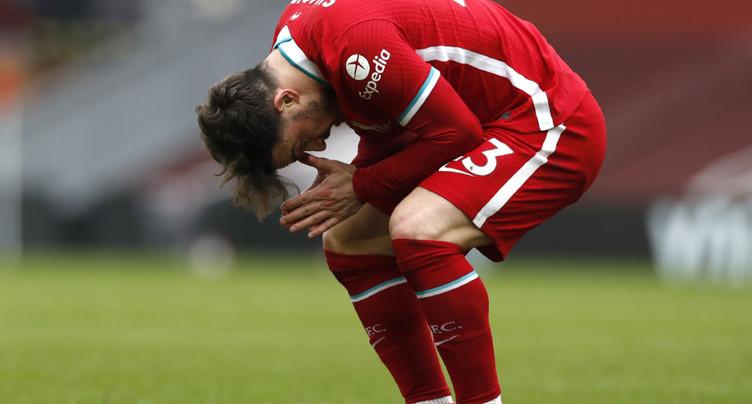 Liverpool perd aussi contre Fulham, dix-huitième
