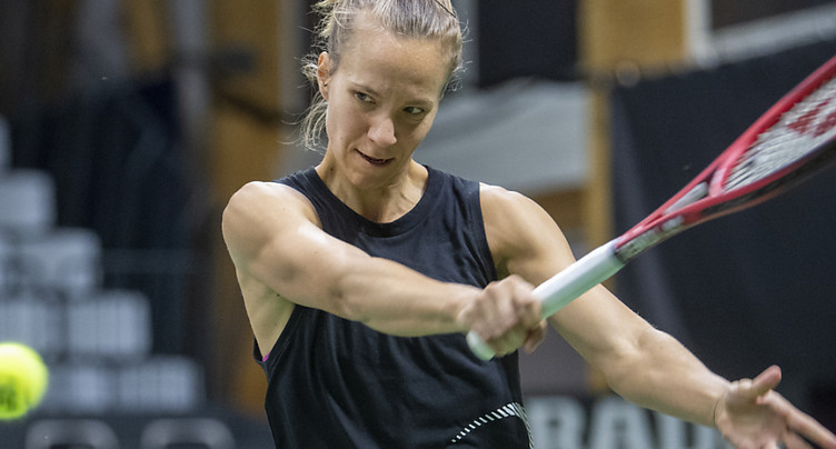 Lyon: Clara Tauson trop forte pour Viktorija Golubic