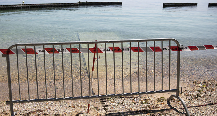 Plage de Boudry: un accident coûte la vie à un plongeur