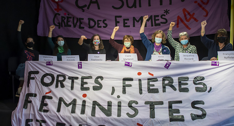 Journée des droits des femmes: diverses actions et revendications