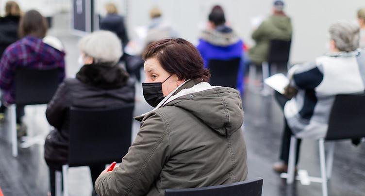 La Suisse compte 2744 nouveaux cas de coronavirus en 72 heures