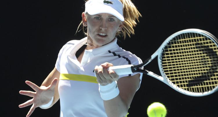 Teichmann passe aisément le 1er tour à Dubai