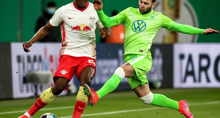 Wolfsburg: Steffen absent jusqu'à nouvel avis
