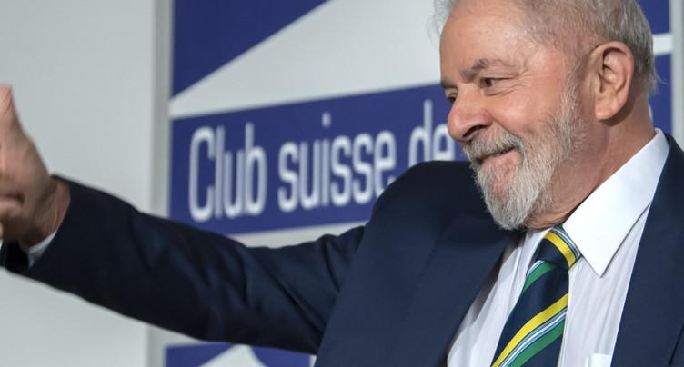 Un juge de la Cour suprême annule les condamnations de Lula