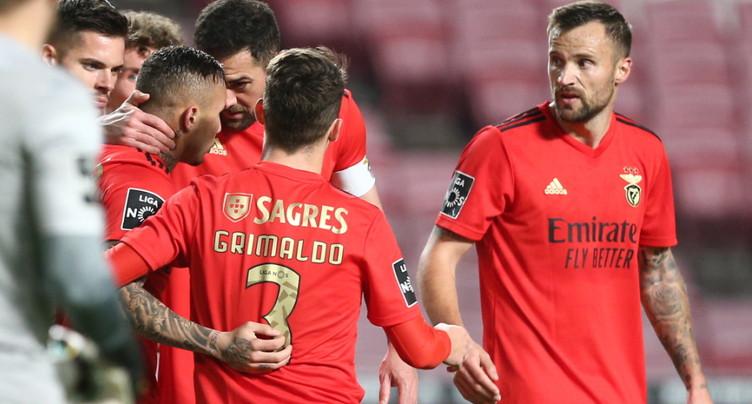 Portugal: deux buts pour Haris Seferovic