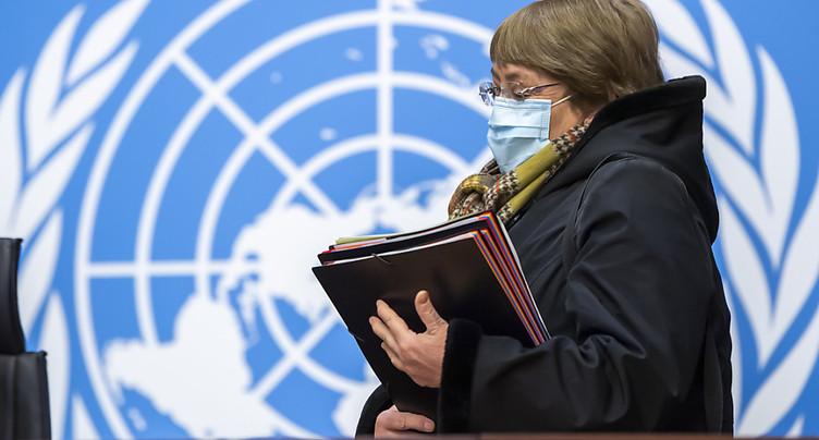L'ONU « regrette profondément » le vote sur le voile intégral