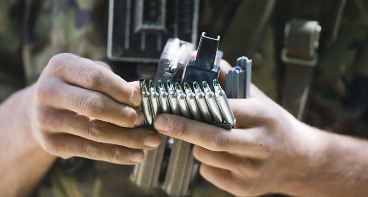 Les exportations de matériel de guerre atteignent un montant record