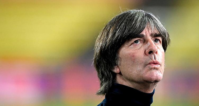 Löw quittera son poste de sélectionneur national après l'Euro