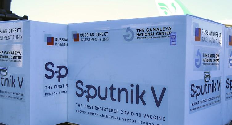Le vaccin Spoutnik V produit en Italie par le tessinois Adienne