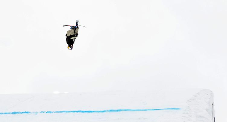 Mathilde Gremaud en argent, Andri Ragettli en or à Aspen