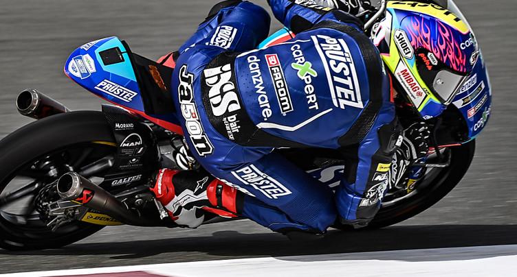Moto3: Jason Dupasquier a réussi sa meilleure qualification