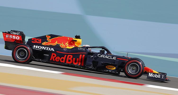 Max Verstappen en pole au premier GP de l'année à Bahreïn