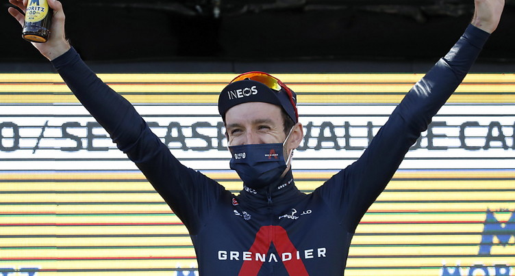 Adam Yates remporte le Tour de Catalogne