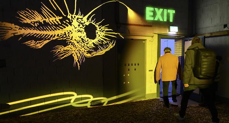 Plus de 4400 visiteurs pour la Balade des Lumières de Morat (FR)