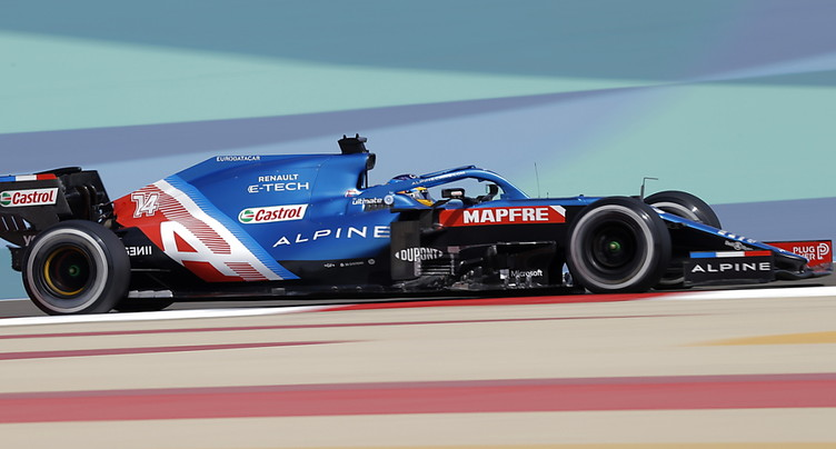 GP de Bahreïn: un abandon curieux pour Fernando Alonso